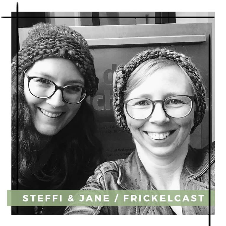 sisterMAG Radio: Podcast Episode 32 mit Frickelcast Podcast Gründerinnen