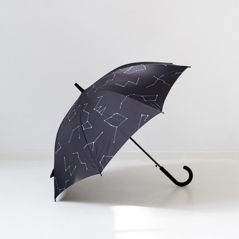 DIY Constellations Umbrella