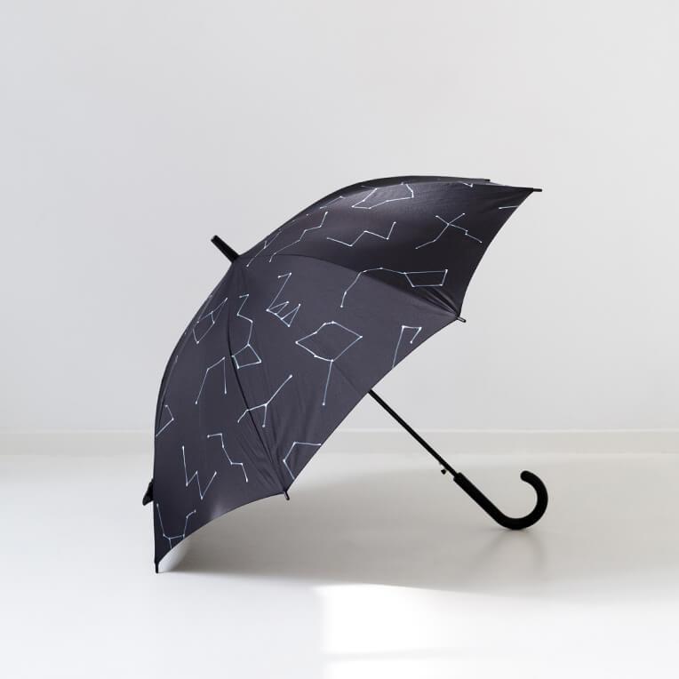 DIY Constellations Umbrella