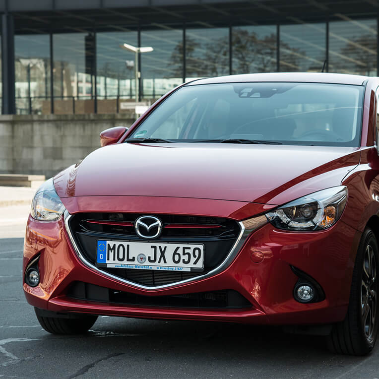 Design Tour through Berlin with sisterMAG and the Mazda2