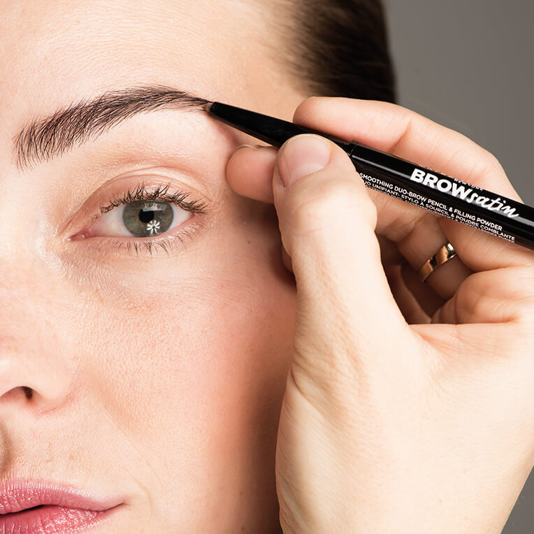 Maybelline brow tutorial