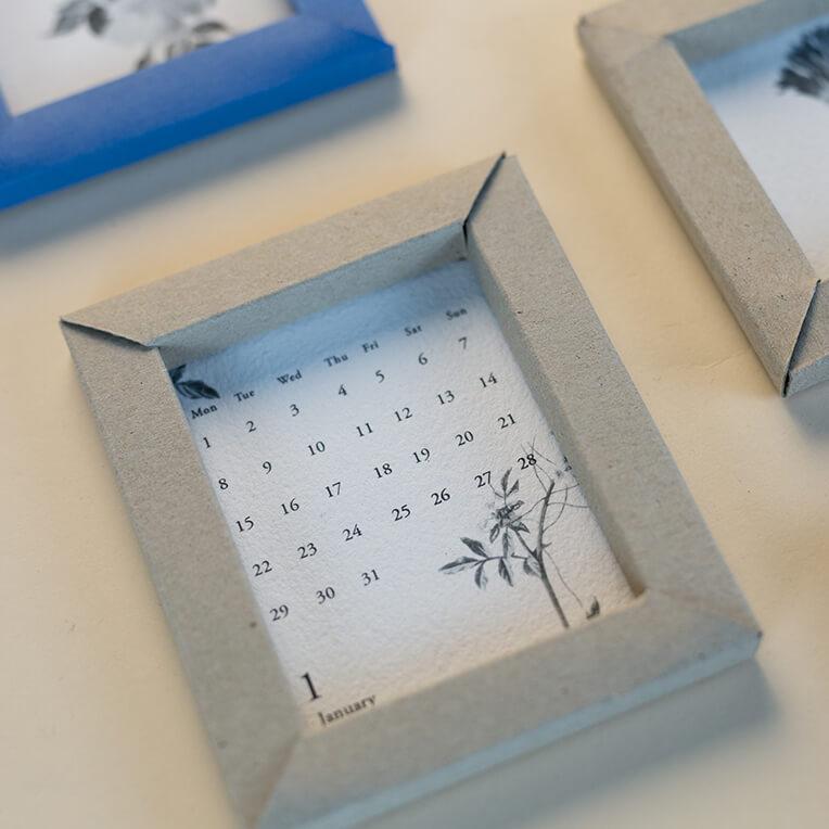 DIY Papierrahmen